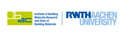 Logo of Chair of Building Materials and Institute of Building Materials Research