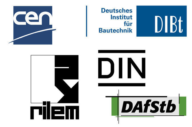 Logos of committees